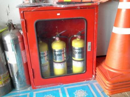 C-014 ตู้เก็บอุปกรณ์ดับเพลิง