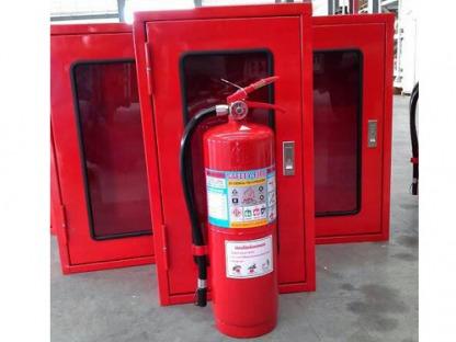 C-003 ตู้เก็บอุปกรณ์ดับเพลิง