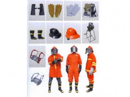 D-002 ชุดดับเพลิงมีทั้งในและนอก