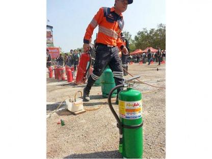 I-004 ซ้อมดับเพลิงและตรวจเช็คหลังการขาย