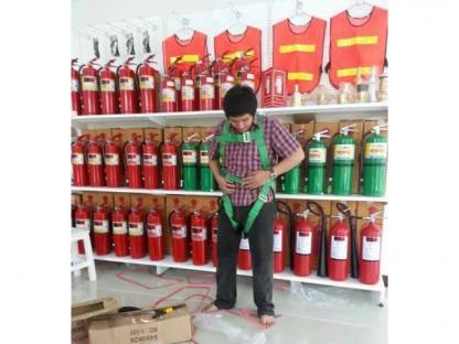 I-005 ซ้อมดับเพลิงและตรวจเช็คหลังการขาย