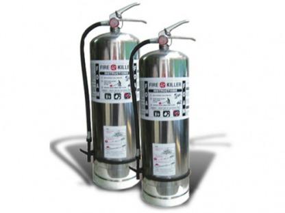 A-008 เครื่องดับเพลิงทุกชนิดทั้งในและนอก